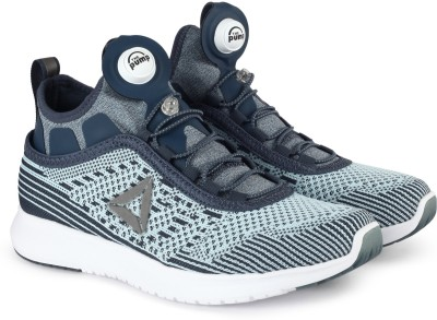 REEBOK REEBOK PUMP PLUS ULTK Running Shoes For Women(Navy) at flipkart