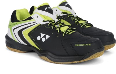 Yonex SHB47EX Badminton Shoes For Men(Black)