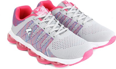 Force 10 by Liberty Running Shoes For Women(Pink)