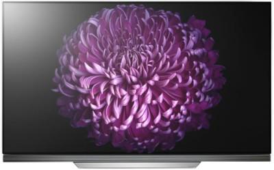 LG 138cm (55 inch) Ultra HD (4K) OLED Smart TV(OLED55E7T)