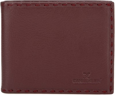Daniel Klein Men Maroon Genuine Leather Wallet(8 Card Slots) at flipkart