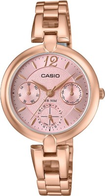 Casio A1289 Enticer Lady Analog Watch For Women