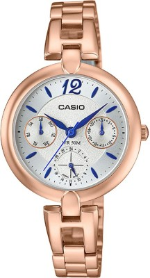 Casio A1290 Enticer Lady Analog Watch For Women