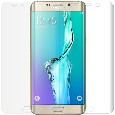 Remembrand Tempered Glass Guard for Samsung Galaxy S6 Edge(Pack of 1)