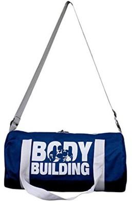 CP Bigbasket Sporty Sporty Gym Bag 17 inch/42 cm Gym Bag(Blue, Kit Bag)  available at flipkart for Rs.260