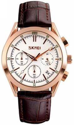 Skmei 9127BLU  Analog Watch For Unisex