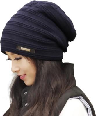 iSweven Woven Winter, Fashion, Woolen, Skull Cap
