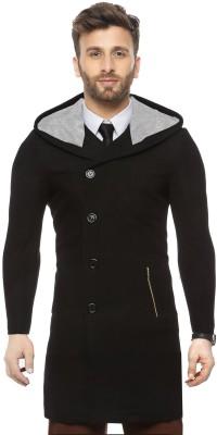 Tripr Full Sleeve Solid Men Jacket
