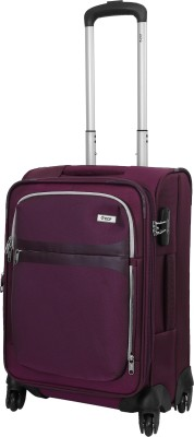VIP Cairo Expandable  Cabin Luggage - 22 inch(Purple)