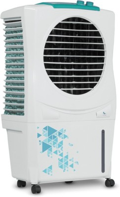 symphony 27 L Room/Personal Air Cooler(White, Ice Cube 27)