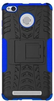 KartV Back Cover for Mi Redmi 3S Prime Blue