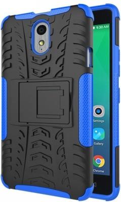 GadgetM Back Cover for Lenovo P1M Blue