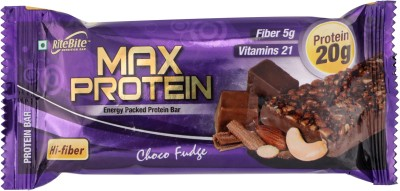 RiteBite Max Protein Choco Fudge(75 g, Sachet)