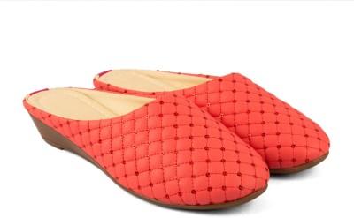 Cuty Fashion Women Red Flats