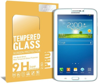 S-Hardline Tempered Glass Guard for Samsung Galaxy Tab 3 7.0 T211, Samsung Galaxy Tab 3 T210(Pack of 2)
