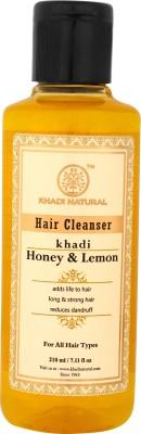 Khadi Natural Honey and Lemon Juice(210 ml)