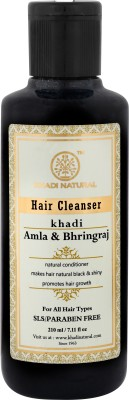 Khadi Natural Amla and Bhringraj(210 ml)