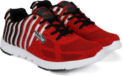 Force 10 Running Shoes For Women(Red)