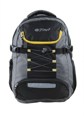 0ee16406cdd9 Liviya Sb486LV 38 L Medium Backpack Black Best Price in India ...