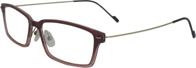 Aashvi Creation Full Rim Rectangle Frame(54 mm)