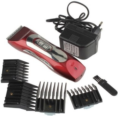 SRI Professional Super Powerful Pet Clipper Model BZ-805,(Red) Red Pet Hair Trimmer  available at flipkart for Rs.2499