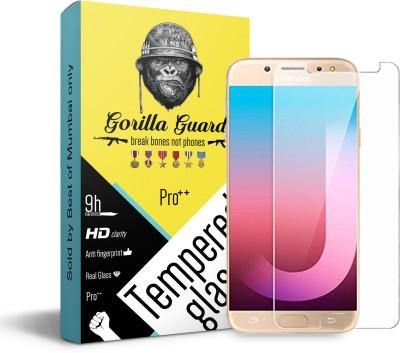 Gorilla guard Tempered Glass Guard for Samsung Galaxy On max