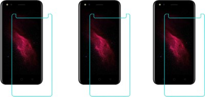 ACM Tempered Glass Guard for Micromax Canvas 1 C1(Pack of 3)