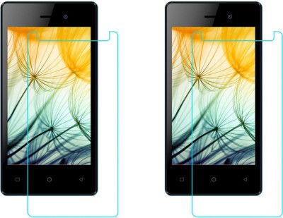 ACM Tempered Glass Guard for Karbonn A1 Indian 4g(Pack of 2)