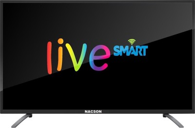 View Nacson Series 8 80 cm (32 inch) HD Ready LED Smart TV(NS32W80)  Price Online