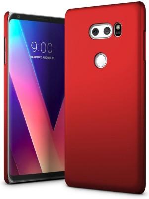 SHINESTAR. Back Cover for LG V30 Red
