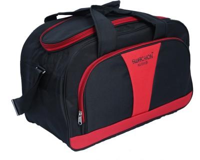 645b9a04bfda 50% OFF on Kuber Industries 20 Inch Big Travel Bag Duffle Bag Weekender Bag  (Duffle016) Travel Duffel Bag(Black) on Flipkart