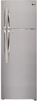 Image of LG 308 L Frost Free Double Door Refrigerator which is best refrigerator under 30000
