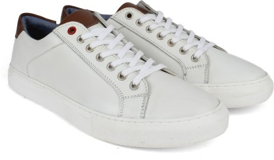 PRELUDE Sneakers For Men(White, Brown