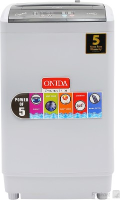 Onida 6.2 kg Fully Automatic Top Load Grey(CRYSTAL 62)