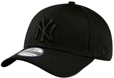 33cc59e7caa 67% OFF on Astyler Embroidered NY cap black cotton