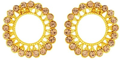 Twisha new-sha-02 Ruby Alloy Stud Earring