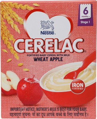 Nestle Wheat Apple (Stage 1) Cereal(300 g)