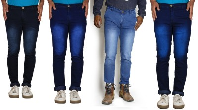 GAS Regular Men Blue Jeans