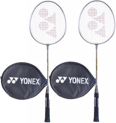 Yonex GR 303 Badminton Racquet G3 Strung(Multicolor, Weight - 90 g)  available at flipkart for Rs.1123