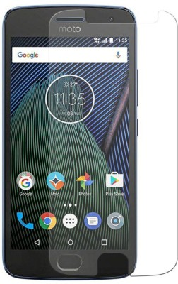 Mintzz Tempered Glass Guard for Motorola Moto G5 Plus