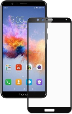 DHAN GTB Tempered Glass Guard for Honor 7X(Pack of 1)