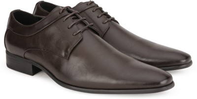 Versace 19.69 Italia Lace Up For Men(Brown, Marrone