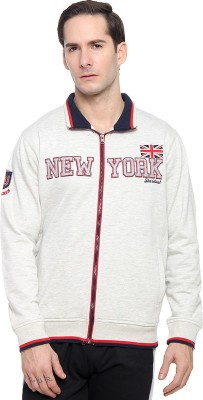 Duke Full Sleeve Solid Men Sweatshirt  available at flipkart for Rs.753