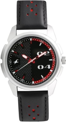 Fastrack 3124SL05 Loopholes Analog Watch For Men
