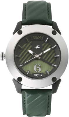 Fastrack 3170KL02 Loopholes Analog Watch For Men