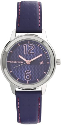 Fastrack 6169SL01 Loopholes Analog Watch For Women