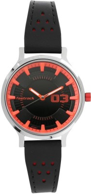 Fastrack 6166SL02 Loopholes Analog Watch For Women