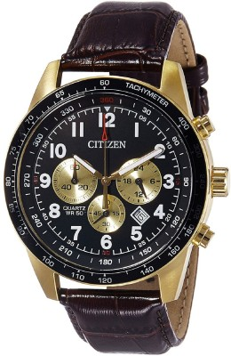 Citizen AN8162-06E  Chronograph Watch For Unisex