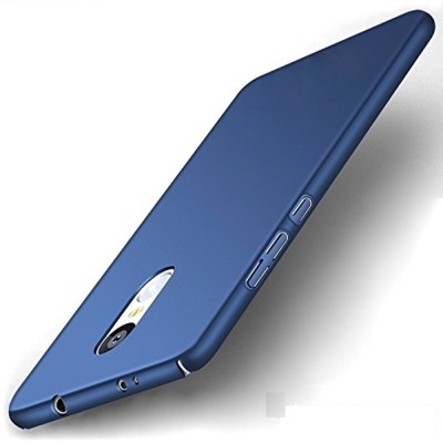 Spicesun Back Cover for Mi Redmi Note 4(Blue, Plastic)