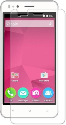 AmericHome Tempered Glass Guard for Micromax Bolt Selfie Q424